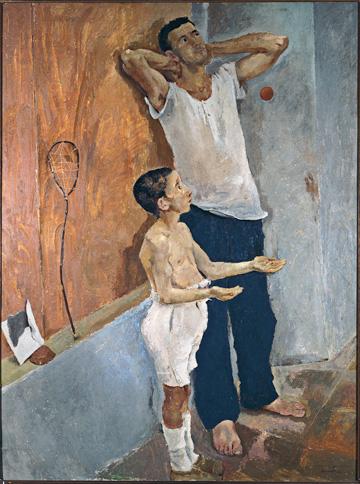 Padre e figlio di Fausto Pirandello