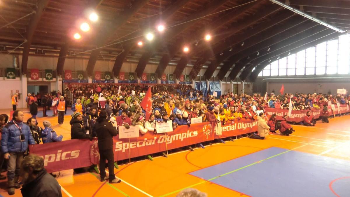 XXV Special Olympics Sestriere